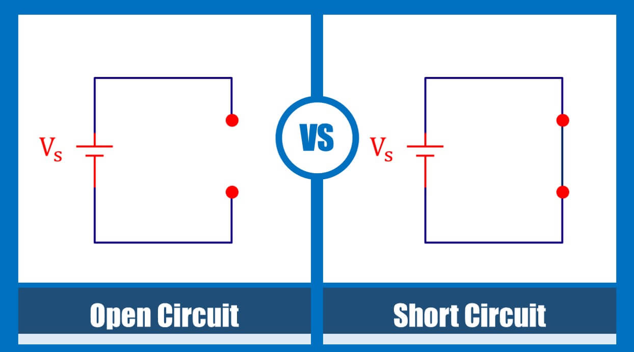 Top 5 Differences: Difference between Open and Short CircuitElectrical Engineering XYZ
